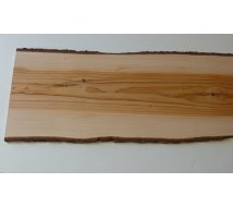 Planche de Cèdre odorant avec écorce - 3cm d'épaisseur