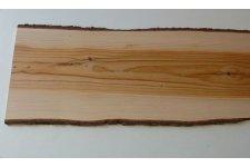 Planche de Cèdre odorant avec écorce - 1,5cm d'épaisseur