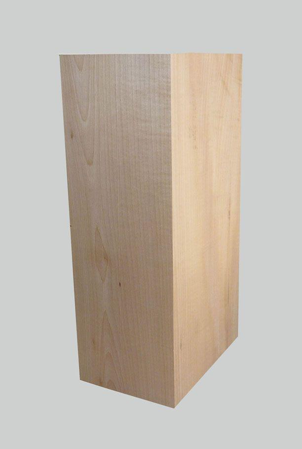 Bloc massif en Tilleul pour sculpture de hauteur 45cm  Lempreinte du  ~ Bloc De Bois A Sculpter