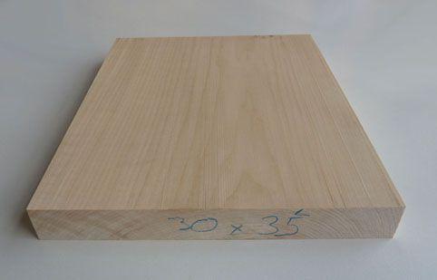 Planche de tilleul pour sculpture en 3cm largeur 20 25cm l 39 empreinte du bois - Carreau de platre epaisseur 3 cm ...